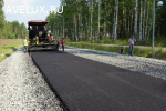 Асфальтирование и ремонт дорог в Новосибирске