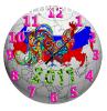 Часы-новогодний сувенир