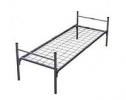 Долговечные кровати металлические для дачи