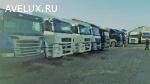 Грузовые перевозки по Москве, ЦФО, России