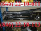 Карданные валы для БМ-302Б, БМ-205, БКМ-317, БКМ-515, БКМ-5