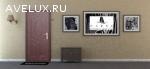 Китайские двери эконом оптом в Москве от ТК Парус