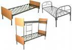 Кровати металлические для домов отдыха