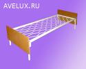 Кровати металлические престиж и эконом класса