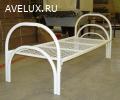 Кровати металлические высокого качества недорого
