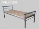 Купить кровати металлические ГОСТ образца для тюрем
