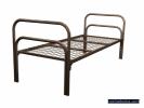 Купить у производителя кровати металлические двухъярусные