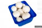 Лотки, подложка, ящики для упаковки грибов и ягод оптом.
