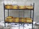 Недорого одноярусные кровати металлические оптом
