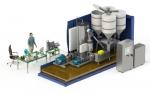 Оборудование для производства сгущенного молока из сухих ком