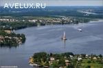 Операции с недвижимостью на Волге в г. Калязине Тверской обл