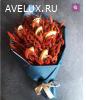 Подарки на 23 февраля, 8 марта, фруктовые букеты, клубничные