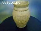 Продаю вазу из дерева (липа). СССР.