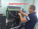 Ремонт форсунок дизелей  Scania XPI, HPI, PDE