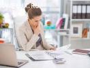 Сотрудник в офис с финансовым образованием