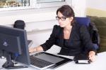 Сотрудник в офис с опытом администратора