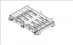 Стальные формы для плит БМП, ПСУ, ПмББП любых размеров. Высо
