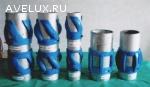 Центраторы-турбулизаторы гидропотока ЦТГ, ТЦОП-Л, ТПЦ-Л, ТПЦ