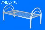 Заказать у производителя кровати металлические с доставкой