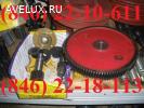 Запчасти механизма поворота автокрана КС-45717, КС-4572А, К