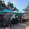 Зонт 4х4 м. пляжный, торговый, для кафе блочного сложения